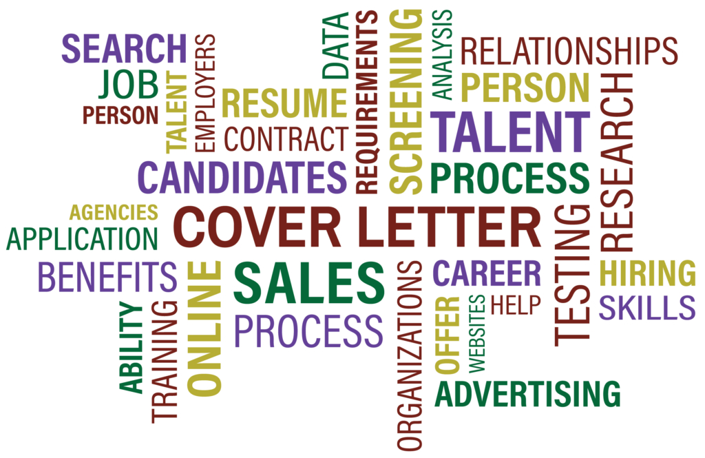 Did you know there are 7 different types of cover letters ...