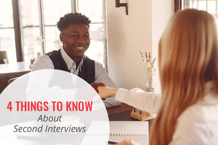 4 things to know about second interviews