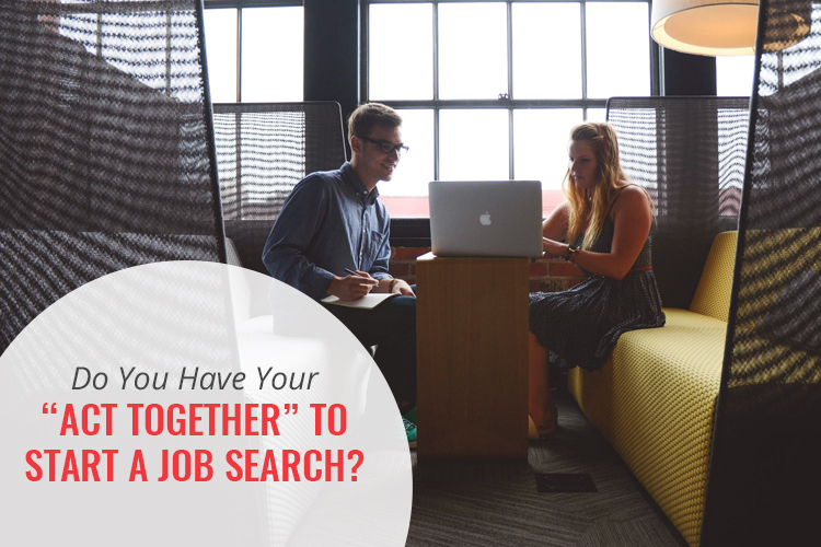 Start a job search